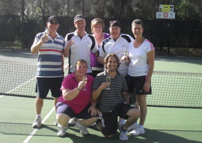 Mixed Doubles Premiers 2011/12
